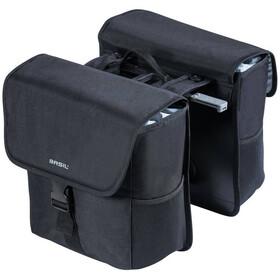 Basil Go - Sac porte-bagages - 32l noir